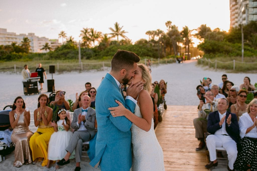 Miami Intimate Destination Wedding Jo + Diego